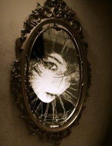 Como um espelho..